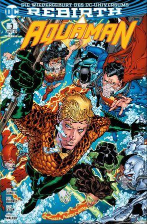 Aquaman von Abnett,  Dan, Briones,  Philippe, Eaton,  Scot, Hidalgo,  Carolin, Walker,  Brad