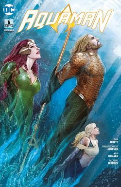 Aquaman von Abnett,  Dan, Federici,  Riccardo, Fiumara,  Max, Hidalgo,  Carolin, Johnson,  Phillip Kennedy