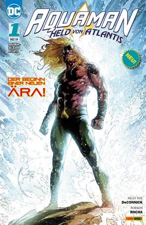 Aquaman – Held von Atlantis von DeConnick,  Kelly Sue, Hidalgo,  Carolin, Rocha,  Robson