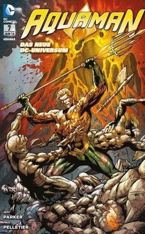 Aquaman von Parker,  Jeff, Pelletier,  Paul
