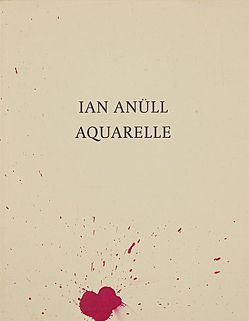 Aquarelle von Anüll,  Ian