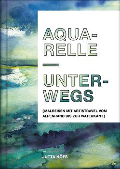 Aquarelle Unterwegs