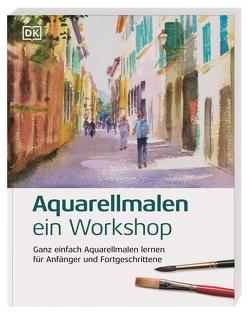 Aquarellmalen – ein Workshop von Barnes-Mellish,  Glynis