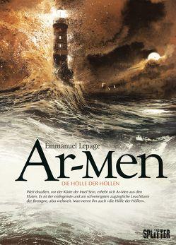 Ar-Men von Lepage,  Emmanuel