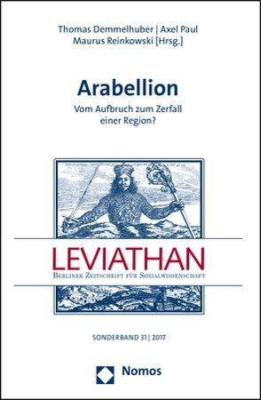 Arabellion von Demmelhuber,  Thomas, Paul,  Axel T., Reinkowski,  Maurus