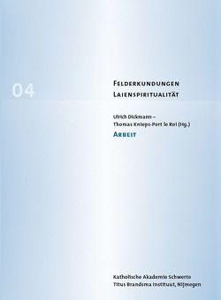 Arbeit von Dickmann,  Ulrich, Knieps-Port le Roi,  Thomas
