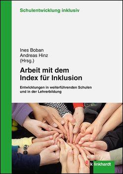 Arbeit mit dem Index für Inklusion von Boban,  Ines, Hinz,  Andreas