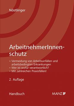 ArbeitnehmerInnenschutz von Nöstlinger,  Walter