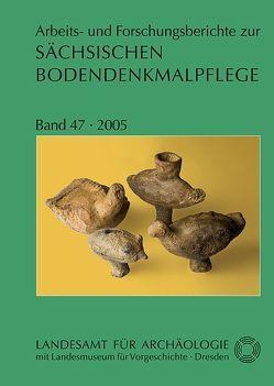 Arbeits- und Forschungsberichte zur sächsischen Bodendenkmalpflege / Arbeits- und Forschungsberichte zur sächsischen Bodendenkmalpflege von Westphalen,  Thomas