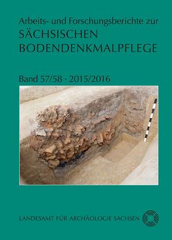 Arbeits- und Forschungsberichte zur sächsischen Bodendenkmalpflege von Smolnik,  Regina