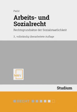 Arbeits- und Sozialrecht von Pacic,  Harun