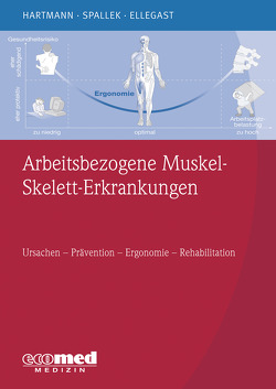 Arbeitsbezogene Muskel-Skelett-Erkrankungen von Ellegast,  Rolf, Hartmann,  Bernd, Spallek,  Michael