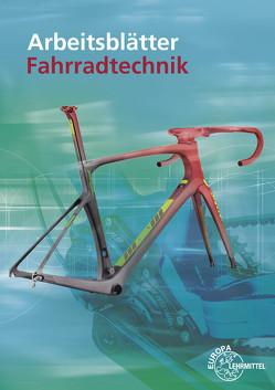 Arbeitsblätter Fahrradtechnik von Greßmann,  Michael, Wichmann,  Hildegard