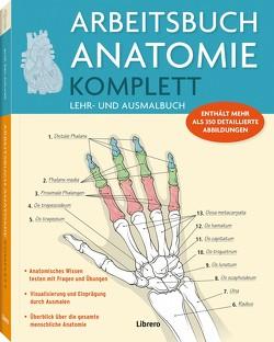 Arbeitsbuch Anatomie Komplett von Carter,  P., Russel,  K.