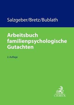Arbeitsbuch familienpsychologische Gutachten von Bretz,  Elke, Bublath,  Katharina, Salzgeber,  Joseph