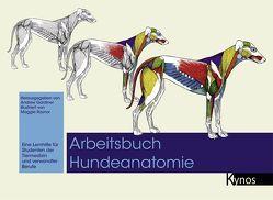 Arbeitsbuch Hundeanatomie von Gardiner,  Andrew, Raynor,  Maggie