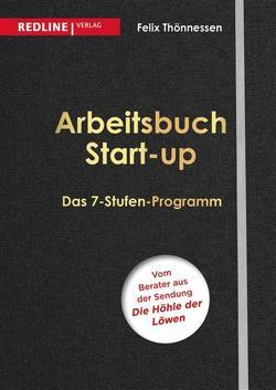 Arbeitsbuch Start-up von Thönnessen,  Felix