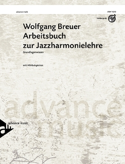 Arbeitsbuch zur Jazzharmonielehre von Breuer,  Wolfgang