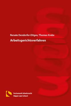 Arbeitsgerichtsverfahren von Dendorfer-Ditges,  Renate, Gräfin von Schlieffen,  Katharina, Krebs,  Thomas, Zwiehoff,  Gabriele