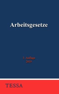 Arbeitsgesetze von Brenner,  Christian