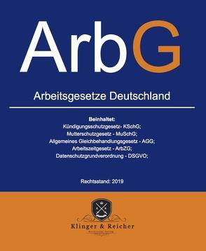 Arbeitsgesetze ArbG Deutschland