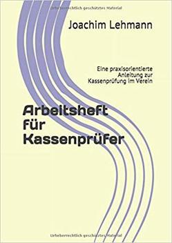 Arbeitsheft für Kassenprüfer von Lehmann,  Joachim