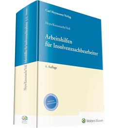 Arbeitshilfen für Insolvenzsachbearbeiter von Heyn,  Michaela, Kreuznacht,  Frank, Voß,  Thore