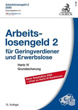 Arbeitslosengeld 2 für Geringverdiener und Erwerbslose von Beninde,  Thomas, Der Paritätische Gesamtverband, Hesse,  Werner, Lühr,  Martin
