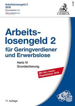 Arbeitslosengeld 2 für Geringverdiener und Erwerbslose von Beninde,  Thomas, Der Paritätische Gesamtverband, Hesse,  Werner, Lühr,  Martin, Wenzel,  Gerd