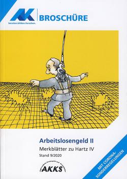 Arbeitslosengeld II von Caspar,  Jörg, Fried,  Peter, Otto,  Thomas