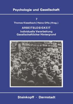 Arbeitslosigkeit von Kieselbach,  T., Offe,  H.