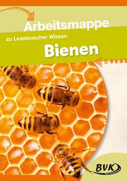Arbeitsmappe zu Leselauscher Wissen Bienen