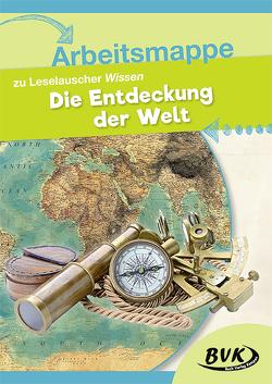 """Arbeitsmappe zu Leselauscher Wissen """"Die Entdeckung der Welt"""" von BVK"""