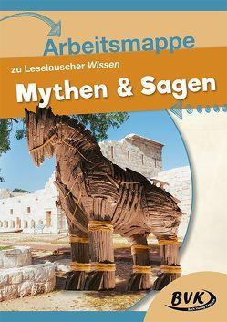 Arbeitsmappe zu Leselauscher Wissen Mythen & Sagen von Buch Verlag Kempen,  BVK
