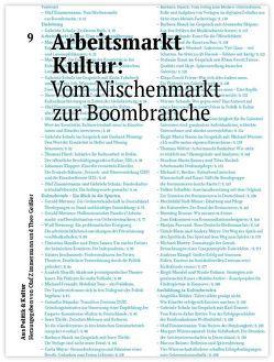 Arbeitsmarkt Kultur: Vom Nischenmarkt zur Boombranche von Fuchs,  Max, Schulz,  Gabriele, Skipis,  Alexander, Wiesand,  Andreas Joh., Zimmermann,  Olaf