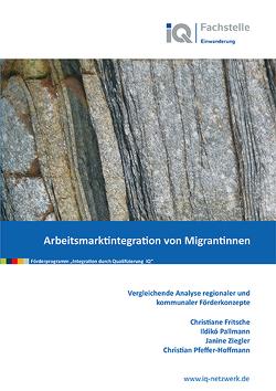 Arbeitsmarktintegration von Migrantinnen von Fritsche,  Christiane, Pallmann,  Ildikó, Pfeffer-Hoffmann,  Christian, Ziegler,  Janine