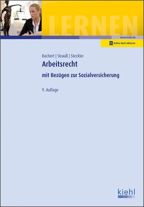 Arbeitsrecht von Bachert,  Patric, Strauß,  Rainer
