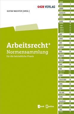 Arbeitsrecht+ von Wachter,  Gustav