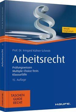 Arbeitsrecht von Küfner-Schmitt,  Irmgard