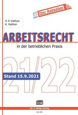 Arbeitsrecht 2020 von Viethen,  Hans Peter, Wascher,  Angelika