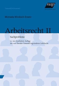 Arbeitsrecht II von Windisch-Graetz,  Michaela