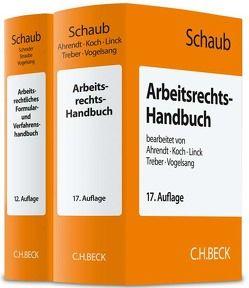 Arbeitsrechts-Handbuch und Arbeitsrechtliches Formular- und Verfahrenshandbuch