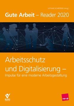 Arbeitsschutz und Digitalisierung von Schröder,  Lothar
