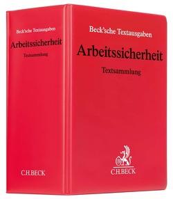 Arbeitssicherheit von Kollmer,  Norbert Franz, Nipperdey,  Hans C.