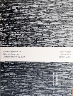 Arbeitsstipendium für Bildende Kunst des Ministeriums für Wissenschaft. Forschung und Kultur des Landes Brandenburg 2010 von Hauer,  Armin, Kraft,  Perdita von, Merkert,  Jörn, Sperling,  Jörg