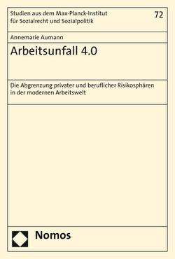 Arbeitsunfall 4.0 von Aumann,  Annemarie