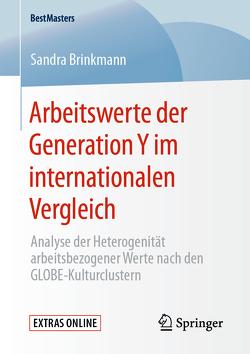 Arbeitswerte der Generation Y im internationalen Vergleich von Brinkmann,  Sandra