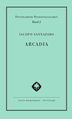 Arcadia von Sannazaro,  Iacopo, Widhammer,  Helmuth
