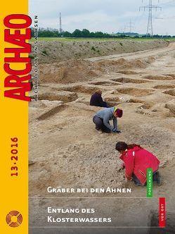 ARCHAEO. Archäologie in Sachsen / Archaeo von Smolnik,  Regina