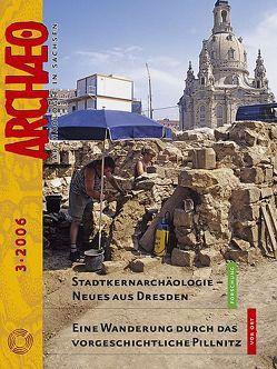 ARCHAEO. Archäologie in Sachsen / ARCHAEO. Archäologie in Sachsen von Westphalen,  Thomas